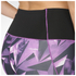 adidas Women's High-Rise 3/4 Workout Training Tights - Purple: Image 5