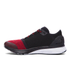 Under Armour Men's Charged Bandit 2 Running Shoes - Red/Black: Image 2