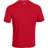 Under Armour Men's Sportstyle Logo T-Shirt - Red/Steel/White: Image 2