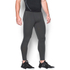 Under Armour Men's Armour HeatGear Compression Training Leggings - Carbon Heather/Black: Image 3