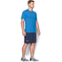 Under Armour Men's Sportstyle Left Chest Logo T-Shirt - Brilliant Blue/Nova Teal: Image 4