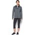 Under Armour Women's Swacket Full Zip Hoody - Stealth Grey: Image 3