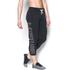 Under Armour Women's Favourite Fleece Pants - Black: Image 3