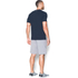 Under Armour Men's Stack Attack Short Sleeve T-Shirt - Midnight Navy: Image 5