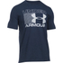 Under Armour Men's Stack Attack Short Sleeve T-Shirt - Midnight Navy: Image 1