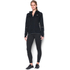 Under Armour Women's Swacket Full Zip Hoody - Black: Image 3