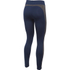 Under Armour Women's ColdGear Armour Leggings - Navy: Image 2