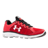 Under Armour Men's Micro G Assert 6 Running Shoes - Red/Black/White: Image 2