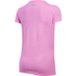 Under Armour Women's Favorite Big Logo Short Sleeve T-Shirt - Verve Violet: Image 2