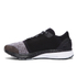 Under Armour Men's Charged Bandit 2 Running Shoes - Black/White: Image 2