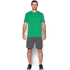 Under Armour Men's Sportstyle Left Chest Logo T-Shirt - Boost/Nova Teal: Image 3