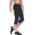 Under Armour Women's Favorite Capri Tights - Black: Image 3