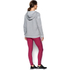Under Armour Women's Favourite Fleece Hoody - True Grey Heather: Image 5
