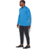 Under Armour Men's Tech 1/4 Zip Long Sleeve Top - Brilliant Blue/Stealth Grey: Image 4