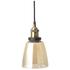 Broste Copenhagen Isac Glass Ceiling Lamp: Image 1