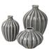Broste Copenhagen Amalie Ceramic Vase - Ceramic: Image 1