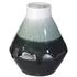 Broste Copenhagen Curved Ceramic Vase: Image 1