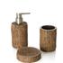 Sorema Woody Bathroom Accessories (Set of 3): Image 5