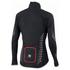 Sportful Hot Pack Hi-Viz NoRain Jacket - Black: Image 2