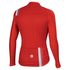 Sportful BodyFit Pro Thermal Long Sleeve Jersey - Red: Image 2