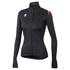 Sportful Women's Fiandre Light NoRain Long Sleeve Jersey - Black: Image 1