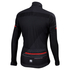 Sportful Gruppetto Partial Windstopper Jacket - Black/Grey: Image 2