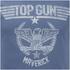 Top Gun Men's Maverick T-Shirt - Navy: Image 3