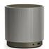 Lexon Fine Rechargeable Bluetooth Speaker - Silver: Image 1