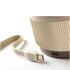Lexon Fine Rechargeable Radio - Gold: Image 5