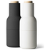 Menu Bottle Salt and Pepper Grinder - Ash/Carbon (Set of 2): Image 1