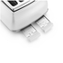 De'Longhi Elements Four Slice Toaster - White: Image 3