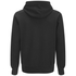 Dissident Men's Cobden Pique Zip Through Hoody - Black: Image 2