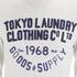 Tokyo Laundry Men's Point Hendrick Long Sleeve Top - Oatgrey Marl: Image 3