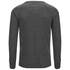 Tokyo Laundry Men's Port Hayward Long Sleeve Top - Charcoal Marl: Image 2