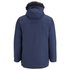 Tokyo Laundry Men's Carmine Hooded Parka Jacket - Midnight Blue: Image 2