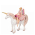 Papo Enchanted World: Elf Ballerina and Her Unicorn: Image 1