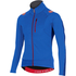 Castelli Trasparente 3 Wind Long Sleeve Jersey - Blue: Image 1