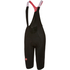 Castelli Women's Omloop Thermal Bib Shorts - Black: Image 1