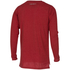 Castelli CX Long Sleeve Top - Red: Image 2