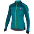 Castelli Women's Mortirolo 2 Jacket - Turquoise/Blue: Image 1