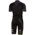 Castelli CX 2.0 Speedsuit - Grey/Black: Image 2