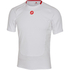 Castelli Prosecco Short Sleeve Base Layer - White: Image 1