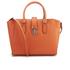 Lauren Ralph Lauren Women's Bethany Shopper Bag - Monarch Orange: Image 1