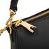 Lauren Ralph Lauren Women's Pam Mini Shoulder Bag - Black: Image 5