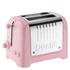 Dualit 26266 Lite 2 Slot Toaster - Pink Rose: Image 1
