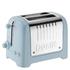 Dualit 26267 Lite 2 Slot Toaster - Blue Sky: Image 1