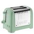 Dualit 26268 Lite 2 Slot Toaster - Pistachio Green: Image 1