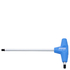 Unior Ball End Allen Key with T-Handle - 6mm: Image 1
