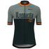 Santini Il Lombardia Short Sleeve Jersey - Grey: Image 2