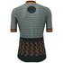 Santini Il Lombardia Short Sleeve Jersey - Grey: Image 3